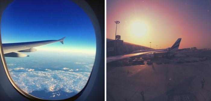 kdy a jak letíme